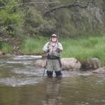 Wading Howqua