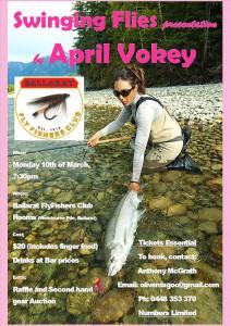 April Vokey Advertisment