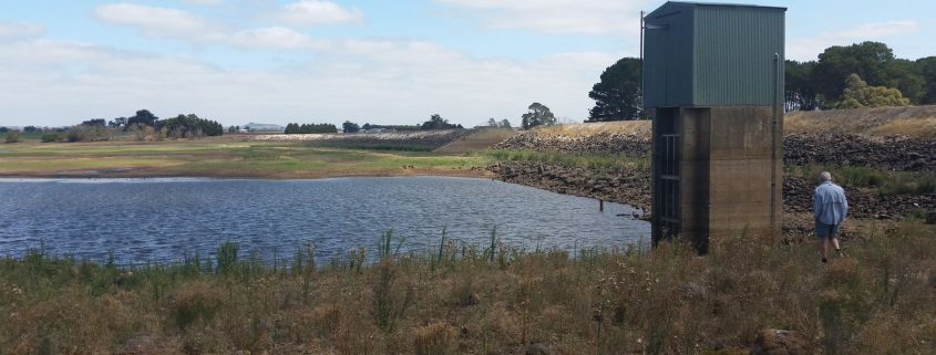 Newlyn Reservoir