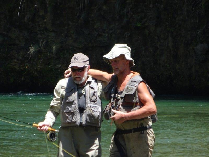 Steve & Russ